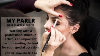 MY PARLR-Makeup Services Toronto